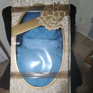 Dresses & Skirts - A powdered sky blue wedding dress Boxed preserved
